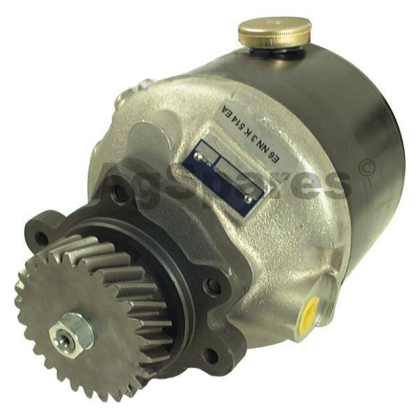 Tractor Fiat Partssteeringbox : Power steering pump box pumps front axle