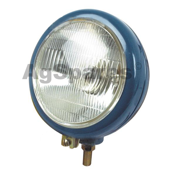 Tractor With Headlights : Headlight assembly blue lh rh lighting tractor parts