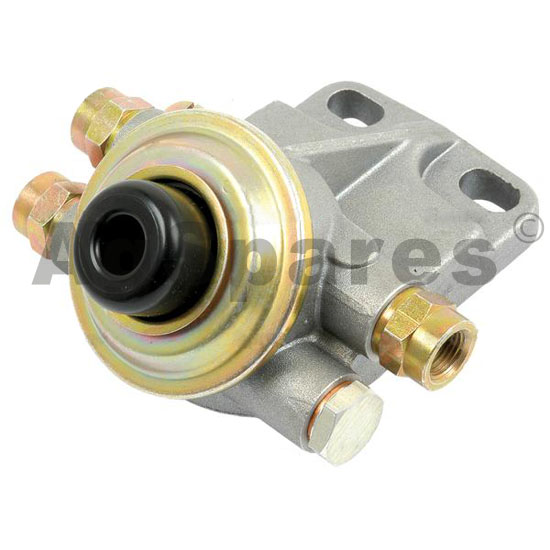 5640 Ford Fuel Pump : Fuel lift pump primer ford system