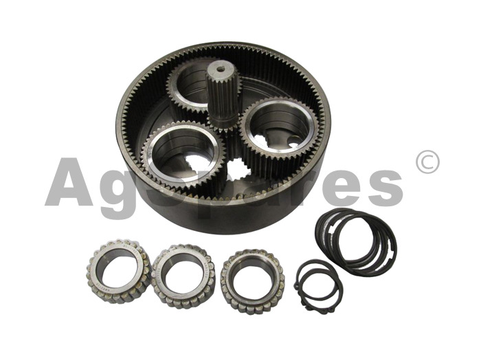 Planetary Kit 4WD ZF APL345 IH | New and second hand tractor parts