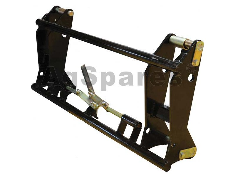 Quick Attach Euro Hitch Carrier Frame New And Second