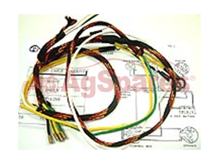 wiring harness tea20 6 or 12v e3660 new and second hand tractor wiring harness tea20 6 or 12v