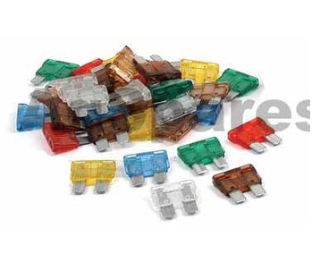 Blade Fuse Assortment Pack - 35 Piece