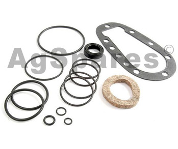 Power Steering Gear Rep Kit Metal Gask