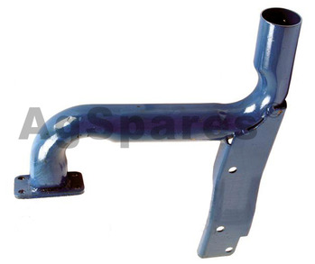 Exhaust Upstand Ford 56/6610 4 bolt flng