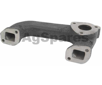 Exhaust Manifold - Bottom Outlet