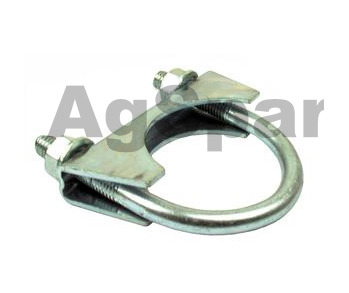 Muffler Clamp 2 1/4 inch 58mm