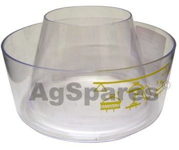 Precleaner Bowl 7.4 Inch Diameter