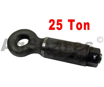 Swivell Hitch Weld-on Towing Eye 25 Ton
