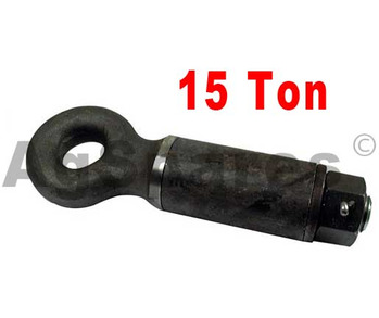 Swivell Hitch Weld-on Towing Eye 15 Ton