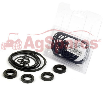 Power Steering Pump Seal Kit 2 sgl lip *