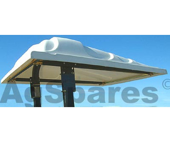 Canopy Standard White 1145x1524
