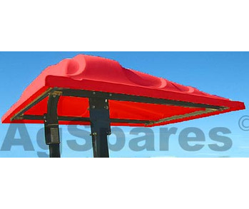 Canopy Standard Red 1145mm x 1524mm