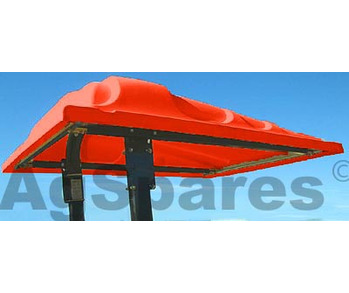 Canopy Standard Orange 1145mm x 1524mm