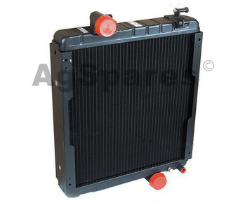Radiator JD Some 6010 series -4 cyl