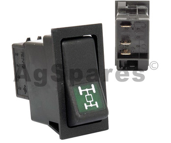 Rocker Switch - 4WD