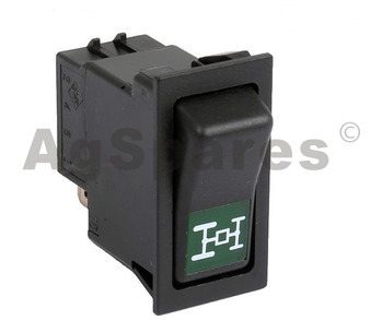 Rocker Switch - 4WD 6 Blade