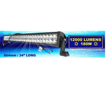 LED Floodlight Bar 10,000 Lumens