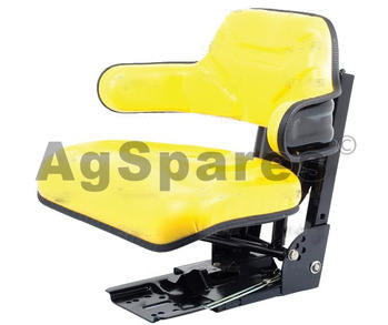 Suspension Seat Std Wrap Around Yellow