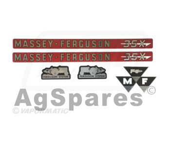 Decal Set MF35x