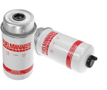 Fuel Filter 30 micron Multi-Fit