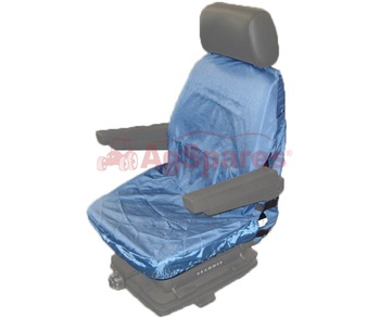 Seat Cover Ag Blue