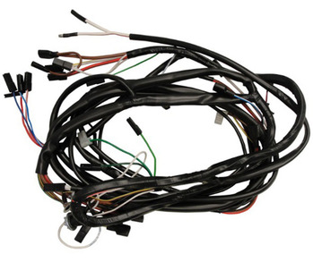 Wiring Harness Main Ford 5000