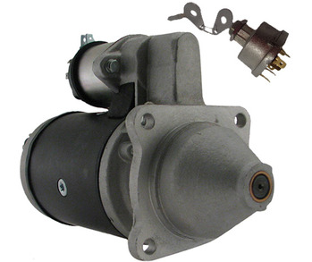 Starter Motor IHB Series With Switch