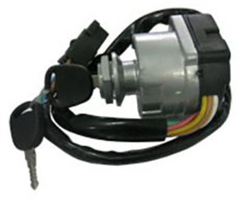 Ignition & Heater Switch NH - To TS