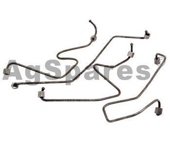 Injector Pipes Ford Set 4