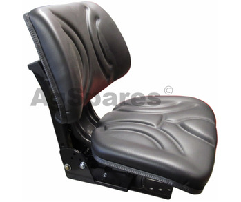 1a. Suspension Seat Standard Flat Back