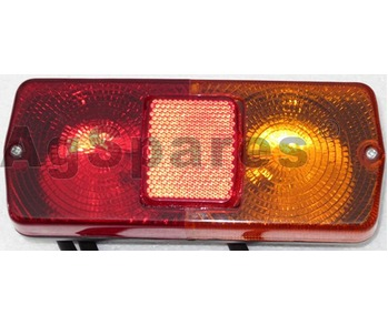 Tail Light Case CX50 to MX170