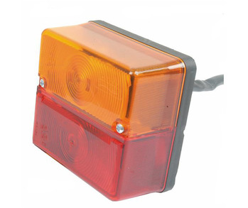 Tail Light Case 495XL to 4240
