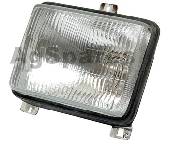Headlight RH NH TS