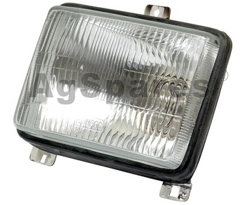Headlight LH NH TS