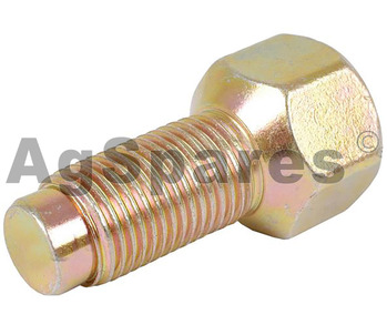 Wheel Stud Bolt Type Front