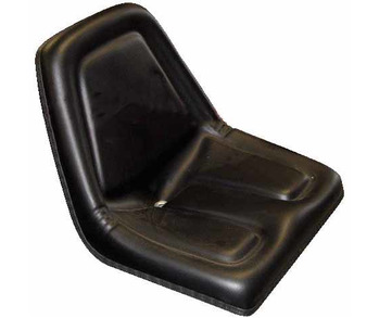 Seat Pan High Back