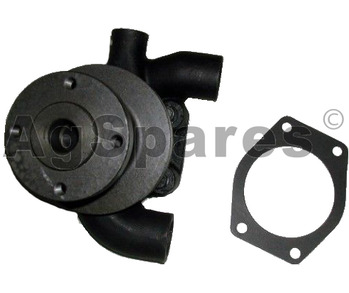 Water Pump 41mm Boss & Pulley