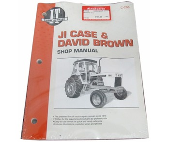 Workshop Manual Case DB 770-1412