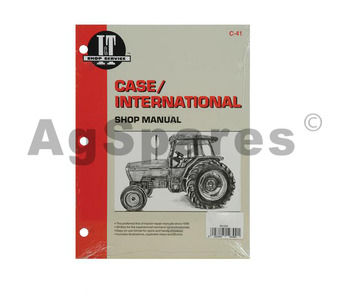 Workshop Manual Case 5120 - 5140
