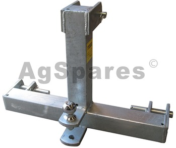 Towbar 3 Point Link Galvanised -With Jaw