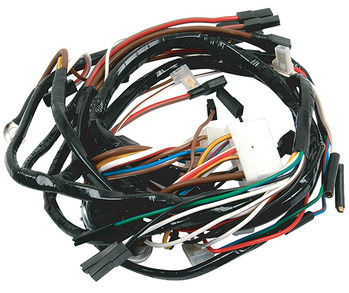 Wiring Harness Front and Rear 2000-3000