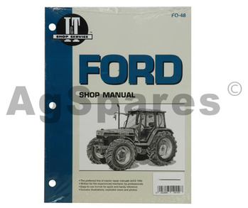 Manual Ford 5640-8340