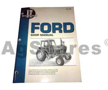 Manual Ford 5000-7710 Service