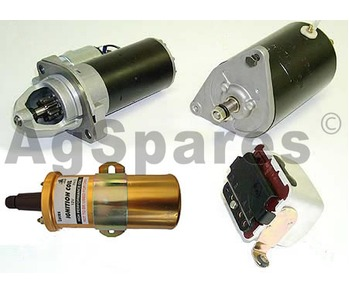 Starter Motor 12 volt conversion kit TEA