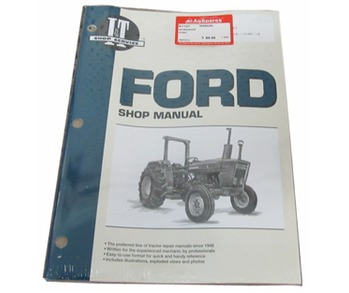 Manual Ford 23-4610 Service