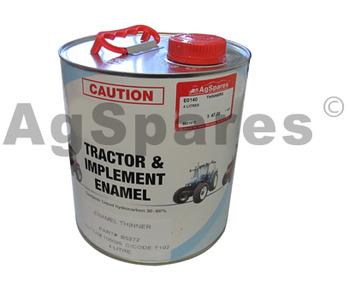 Thinners 4 Litre
