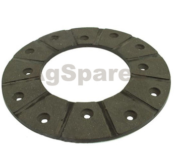 Brake Disc Lining Set 6.5 inch diameter