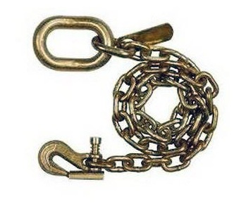 Safety Tow Chain 10 ton x 1.5m