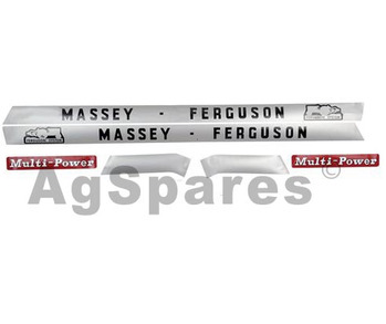 Decal Set MF135-148